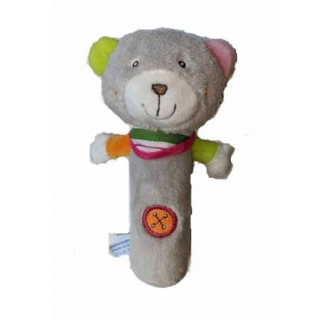 BabySun grey teddy bear
