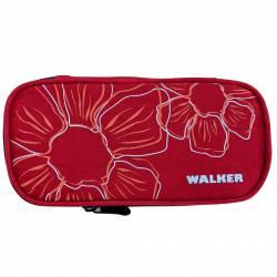 Walker by Schneider Pencil Case rosso