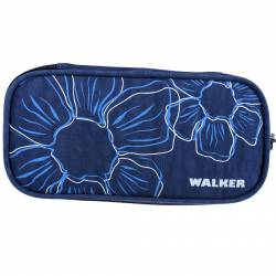 Walker by Schneider Pencil Case Blu