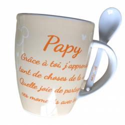 Mickey Mouse Ceramic Mug Gift - Grandpa