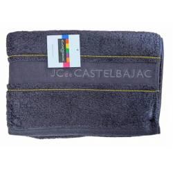 Castelbajac - Shower sheet 70 x 140 cm Dark gray