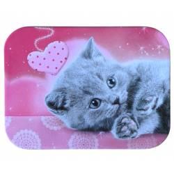 Pink Kitten Coupon Box