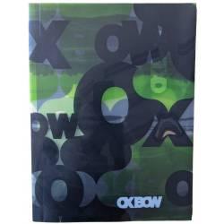 Chemise élastique Hamelin Oxbow Vert