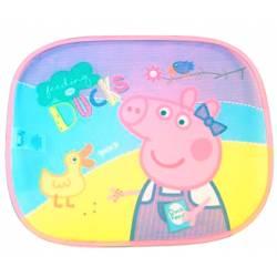 Lot de 2 pare-soleil Peppa Pig