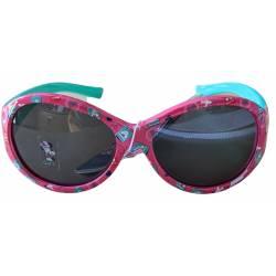 Mädchen-Sonnenbrille Minnie Pink