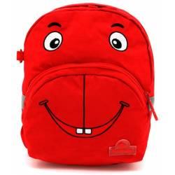 Kiwiwho Backpack 3 Jahre+ Red