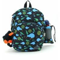 Kiwiwho Child Backpack Black