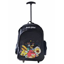 Angry Birds Rolling Schoolbag 40 cm