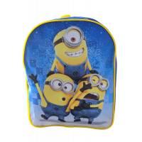 Les Minions Boy's Backpack 30 cm