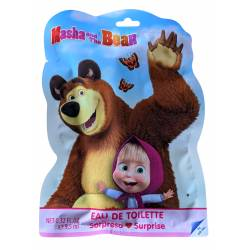 Masha and the Bear Eau de Toilette Surprise Bag