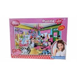 Child Puzzle 100 Pieces Disney Minnie