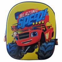 3D Blaze-Rucksack und Monster Machines 33 cm