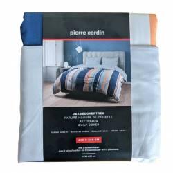 Parure Housse de Couette Pierre Cardin 240 x 220 cm