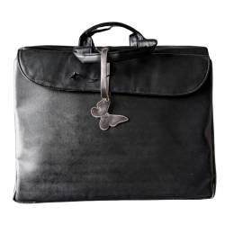 """Oberthur - Sacoche ordinateur portable SOFIA 15,6"""" pouces - noir"""