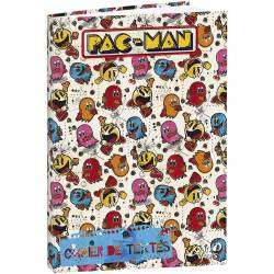 Quo Vadis Pac Man Ghost Notizbuch 21 x 15 cm