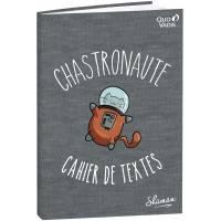 """Textbook Quo Vadis """"Chastronaute"""" 21 x 15 cm"""
