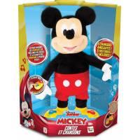 Disney Mickey Mouse interactif Plush IMC Toys