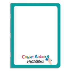 Cahier Ardoise Conquerant Classique 17 x 22 cm 48 pages