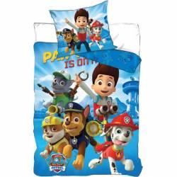 Paw Patrol Action duvet cover 140 x 200 cm + pillowcase