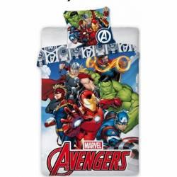 Marvel Avengers duvet cover 140 x 200 cm + pillowcase