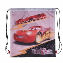 Cars - Sac de piscine Flash Mc Queen/Shu Todoroki