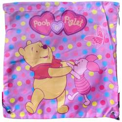 Sac de Piscine Winnie Pooh et Piglet 32.5cm