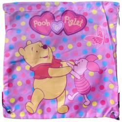 Winnie Pooh und Ferkel Pool Tasche 35 cm