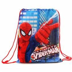 Sac de Piscine Spiderman 39 x 32 cm