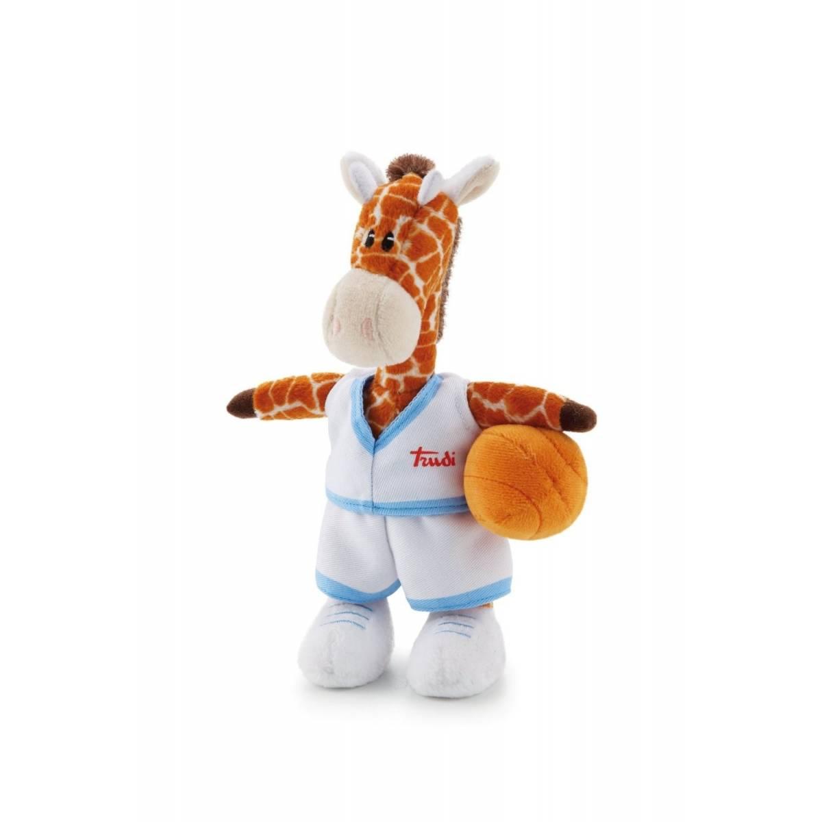 Trudi -Peluche - Girafe Basket