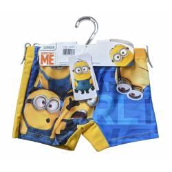 Minions - Zwemboxer voor jongens - 3 tot 10 jaar