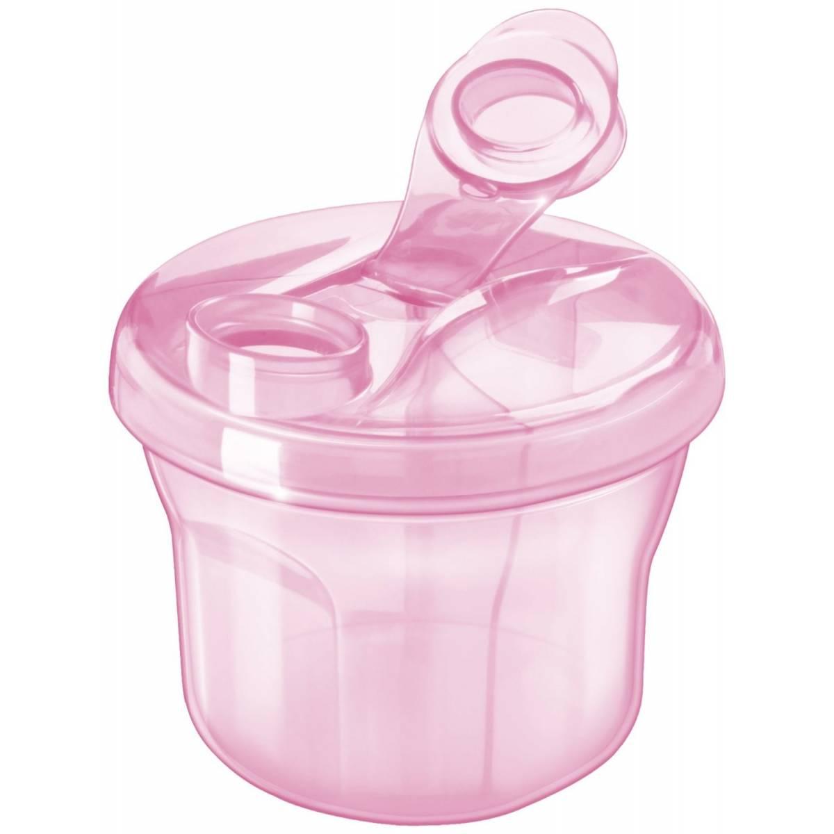 Philips Avent Doseur de lait en poudre rose
