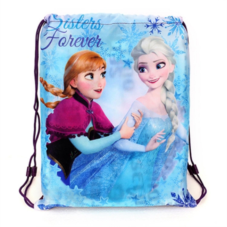 Sac piscine pour fille la reine des neiges - La reine des neiges frozen ...