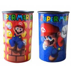 Pencil sharpener with Super Mario tank