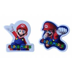 Super Mario 2 Weißer Radiergummi Vorlagen