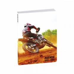Moto Cross Wild Run Terminkalender 2021/2022 12 x 17 cm