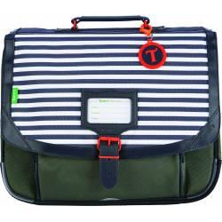Schoolbag Tann's 38 cm Marinière Milo