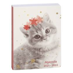 Diary Forum Color Lovely Chat 2021/2022 12 x 17 cm