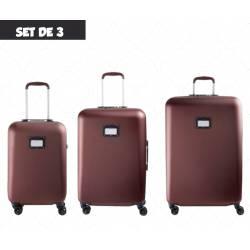Set of 3 Cases Tann's Pondichery Bordeaux