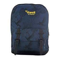 KWELL Soprano backpack 2 compartments