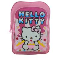 Hello Kitty Backpack 45 x 33 cm Pink