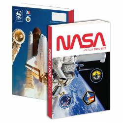 Agenda Nasa 2021/2022 12 x 17 cm