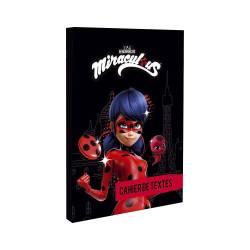 Miraculous 2021/2022 Black Notebook