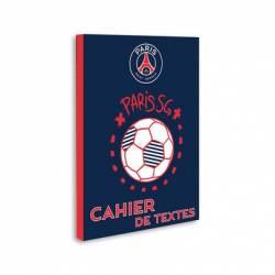 Cahier de Textes Paris Saint Germain 2021/2022