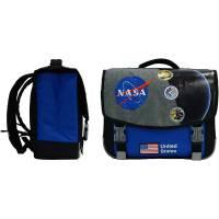 Cartable NASA 41 cm 2 Compartiments