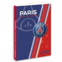 Agenda Paris Saint Germain 2021/2022 12 X 17 cm