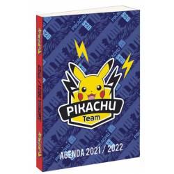 Agenda Pokemon 2021/2022 12 X 17 cm