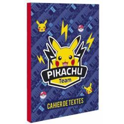 Cahier de Textes Pokemon 2021/2022