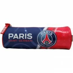 Trousse Ronde PSG Bleu et Rouge 22 cm