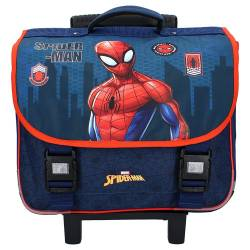 Cartable à Roulettes Spider-Man Be Strong