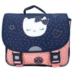 Schoolbag Milky Kiss Cats Have More Fun